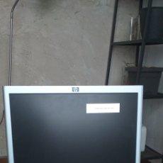 Segunda Mano: MONITOR 17 PULGADAS LCD HP. Lote 288693023