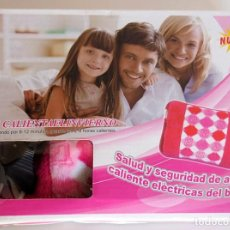 Segunda Mano: BOLSA DE AGUA CALIENTE ELÉCTRICA. Lote 288989088