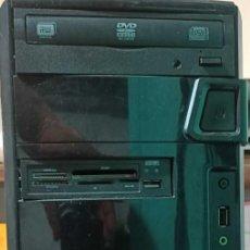 Segunda Mano: PC GIGABYTE GA-H81M-S2H, INTEL CORE I3 - 3.5GHZ, RAM 4GB, WINDOWS 7 64 BITS. Lote 289514113
