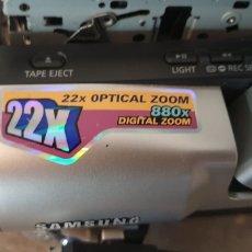 Segunda Mano: CAMARA SAMSUNG HI8 VP-L750 PAL. Lote 290098008