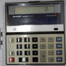 Segunda Mano: CALCULADORA SHARP F8 ELSI MATE EL 331 - SOLAR PLEGABLE. Lote 290104928