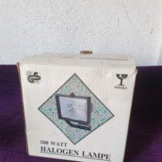 Seconda Mano: LAMPARA HALOGEN. Lote 292005663