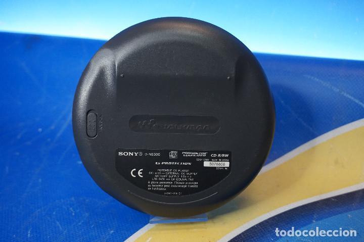 Segunda Mano: Discman Sony Atrac3plus MP3. CD walkman D-NE300. Funciona. No incluye auriculares ni cable de carga. - Foto 2 - 293544083