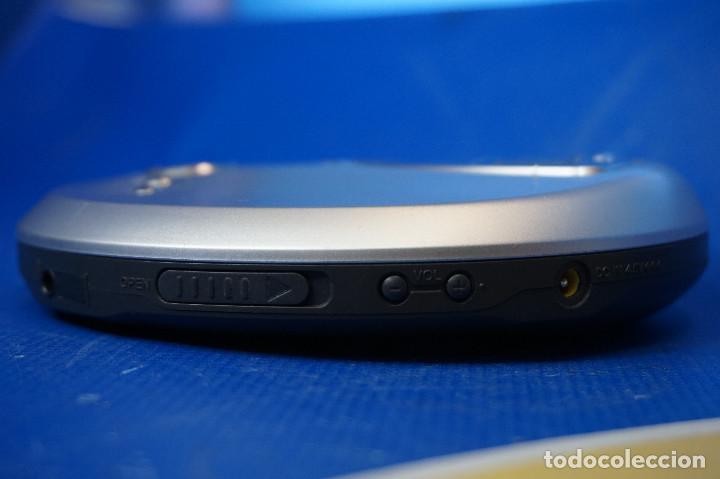 Segunda Mano: Discman Sony Atrac3plus MP3. CD walkman D-NE300. Funciona. No incluye auriculares ni cable de carga. - Foto 6 - 293544083