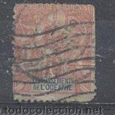 Sellos: ETABLISSEMENTS FRANÇAIS DE L'OCÉANIE,1900-07- YVERT TELLIER 15 . Lote 21640594