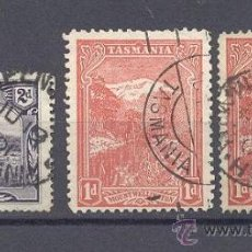 Sellos: TASMANIA, MUY RAROS. Lote 27230251