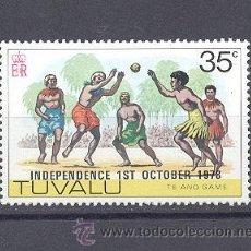 Francobolli: TUVALU, ISLAS-1978- NUEVO. Lote 21824310
