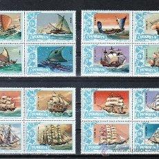 Stamps - penrhyn 159/74 sin charnela, barco de vela - 24337217