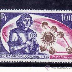 Sellos: POLINESIA A 72 SIN CHARNELA, V CENTENARIO DEL NACIMIENTO DE NICOLAS COPERNICO. Lote 24578931