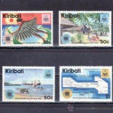 Stamps - kiribati 96/9 sin charnela, dia de la commonwealth - 72337613