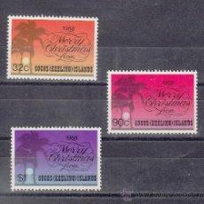 Sellos: COCOS (ISLAS) 192/4 SIN CHARNELA, NAVIDAD, . Lote 26093540