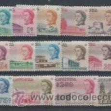 Sellos: SELLOS COLONIAS INGLESAS-ANTIGUA. Lote 38173586