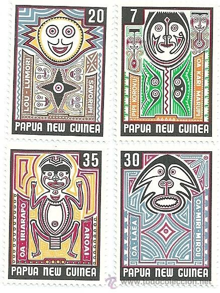 PAPUA Y NUEVA GUINEA (Sellos - Extranjero - Oceanía - Otros paises)