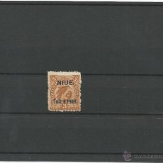 Sellos: 1902-16 - SELLO DE NUEVA ZELANDA - NIUE. Lote 49955829