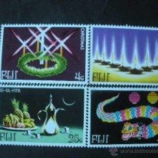 Sellos - Fiji 1978 Ivert 385/8 *** Fiestas de Fiji - 52863228