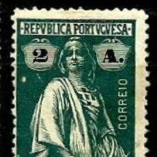 Sellos: TIMOR [COLONIA PORTUGUESA] 1914- YV 166(A) AFI 164 (D-15) **CON/CH. Lote 56701151