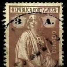 Sellos: TIMOR [COLONIA PORTUGUESA] 1914- YV 167(A) AFI 165 (D-15) USADO. Lote 56701174