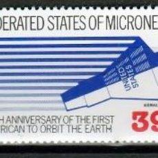 Sellos: ESTADOS FEDERADOS DE MICRONESIA. 1987. SERIE ; ANIVERSARIOS. ***,MNH. Lote 68888117