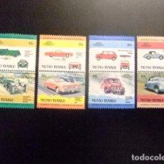 Sellos: NIUTAO TUVALU 1986 AUTOMOBILES 1ª SERIE YVERT &TELLIER Nº SG Nº 1 MNH . Lote 74368279