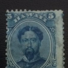 Sellos: HAWAI HAWAII , YVERT Nº 24 , 1864-71. Lote 89046856