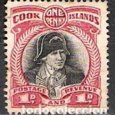 Sellos: ISLAS COOK 1932 - NUEVO. Lote 99006291