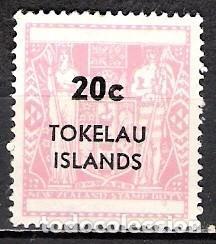 ISLAS TOKELAY 1967 - NUEVO (Sellos - Extranjero - Oceanía - Otros paises)