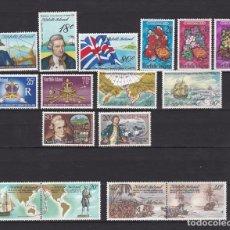 Sellos: NORFOLK ISLANDS AÑO 1978 NUEVOS * (MH) LOTE 55. Lote 103492199