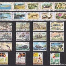Sellos: NORFOLK ISLANDS AÑO 1982 NUEVOS * (MH) LOTE 57. Lote 103492419
