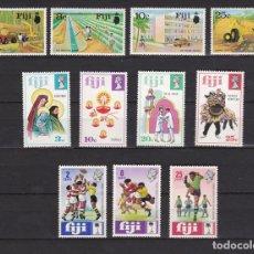 Sellos: FIJI ISLANDS AÑO 1973 NUEVOS * (MH) LOTE 59 A. Lote 103492763