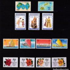 Sellos: FIJI ISLANDS AÑO 1977 NUEVOS * (MH) LOTE 61 A. Lote 103493343