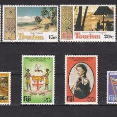 Sellos: FIJI ISLANDS AÑO 1980 NUEVOS * (MH) LOTE 64 A. Lote 103493651