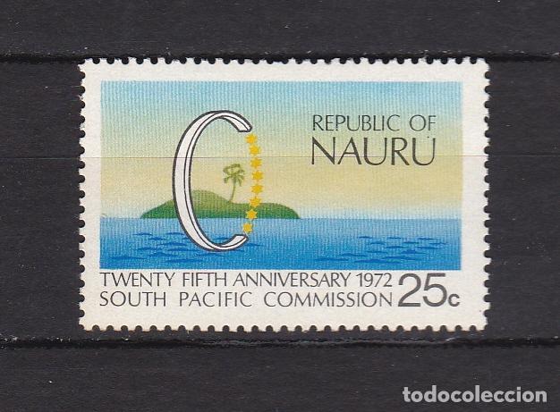 NAURU ISLAND AÑO 1972 NUEVOS * (MH) LOTE 66 A (Sellos - Extranjero - Oceanía - Otros paises)