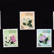 Sellos: NAURU ISLAND AÑO 1973 NUEVOS * (MH) LOTE 66 C. Lote 103494151