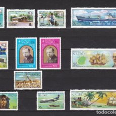 Sellos: NAURU ISLAND AÑO 1974 NUEVOS * (MH) LOTE 67 B. Lote 103494367