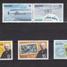 Sellos: NAURU ISLAND AÑO 1979 NUEVOS * (MH) LOTE 71 - B. Lote 103494847