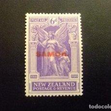 Sellos: SAMOA 1920 TIMBRES DE NOUVELLE ZÉLANDE SURCHARGÉS YVERT N 96 * MH. Lote 115250599