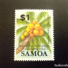 Sellos: SAMOA 1984 UPU YVERT N 564 ** MNH (. Lote 115274151