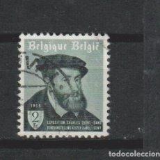 Sellos: LOTE C SELLOS SELLO BELGICA 1955. Lote 115849967