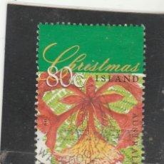 Sellos: CHRISTMAS ISLAND 1998 - YVERT NRO. 466 -CHRISTMAS. - USADO -. Lote 121078730