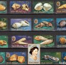 Sellos: 1974. ISLAS COOK . SERIE, CONCHAS MARINAS **.MNH. Lote 124523539