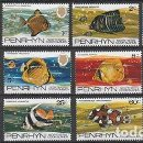 Sellos: NORTHEN COOK ISLAND. PENRHYN ( AUSTRALIA ) SERIE . . IVERT # 42-53. **.MNH.. Lote 124523651