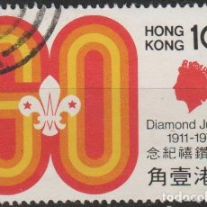 Sellos: LOTE X SELLOS SELLO HONG KONG. Lote 128551239