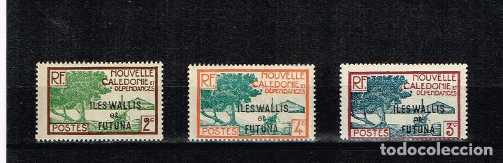 SELLOS NUEVA CALEDONIA - ILES WALLS ET FUTUNA (Sellos - Extranjero - Oceanía - Otros paises)