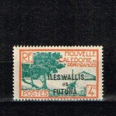 Sellos: SELLOS NUEVA CALEDONIA - ILES WALLS ET FUTUNA. Lote 142073598