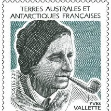 Sellos: TAAF 2019 - YVES VALETTE MNH. Lote 147641382