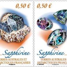 Briefmarken - TAAF 2019 - Sapphirine mnh - 147643698