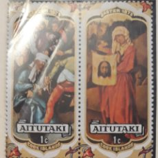 Stamps - Bloque sellos Aitutaki islas Cook 1973 - 148277898