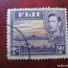 Sellos: FIJI, 1938 YVERT 112. Lote 151494014