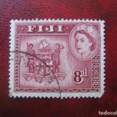 Sellos: FIJI, 1954 YVERT 140. Lote 151494990