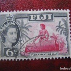Sellos: FIJI, 1961 YVERT 161. Lote 151495766